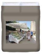Ceramics For Sale Duvet Cover
