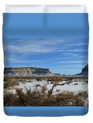 Chaco Greeting Duvet Cover