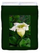 Chalice Vine Flower 9 Duvet Cover