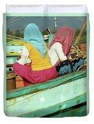 Cham Women Duvet Cover