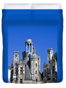 Chambord Chateau  Duvet Cover