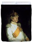 Chancellor Otto Von Bismarck Duvet Cover