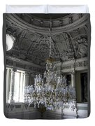Chandelier - Yusupov Palace - Russia Duvet Cover