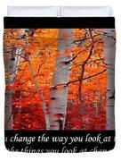 Change Duvet Cover