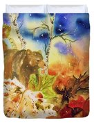 Changing Of The Seasons Duvet Cover