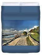Chankanaab Walkway Duvet Cover