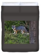 Channel Island Fox Duvet Cover