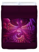 Chaos And Order Duvet Cover