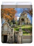 Chapel Hill  Duvet Cover