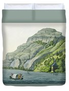 Chapel Of William Tell, From Customs Duvet Cover