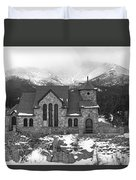 Chapel On The Rock - 5 Duvet Cover
