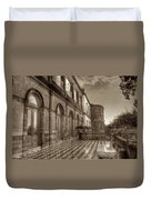 Chapultepec Castle Duvet Cover