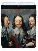 Charles I Duvet Cover