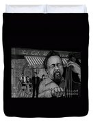 Jazz Charles Mingus Jr Duvet Cover