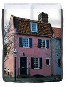 Charleston Historic District Duvet Cover