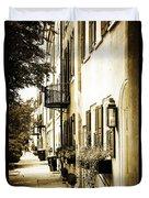 Charleston Duvet Cover