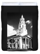 Charleston Layers Charleston Sc Duvet Cover