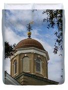 Charleston Round Dome Duvet Cover