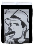 Charlie Sheen Duvet Cover