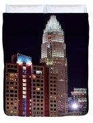 Charlotte Skyscraper Duvet Cover