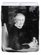 Charlotte Woodward Pierce (c1830-1921) Duvet Cover