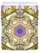 Charming Intuition Duvet Cover by Derek Gedney