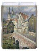 Chartres Duvet Cover