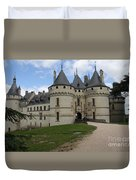 Chateau Chaumont Steeples Duvet Cover