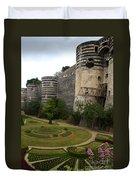 Chateau D'angers Duvet Cover