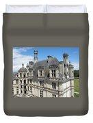 Chateau De Chambord Duvet Cover