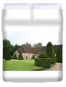 Chateau De Cormatin Stable Duvet Cover