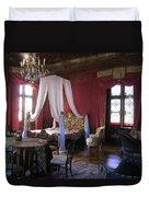 Chateau De Cormatin Duvet Cover