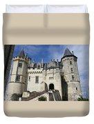 Chateau Saumur  Duvet Cover