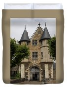Chatelet - Chateau D'angers  Duvet Cover