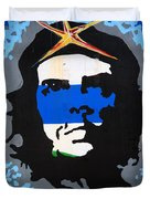Che Guevara Picture Duvet Cover