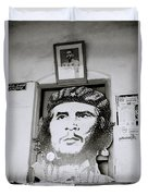 Che The Revolutionary Duvet Cover