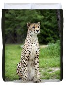 Cheetah's 01 Duvet Cover
