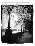 Chelsea Embankment London Uk 5 Duvet Cover