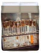 Chemist - Specimen Duvet Cover