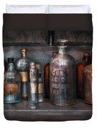 Chemist - Things That Burn Duvet Cover