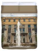 Cherokee County Courthouse 3 Duvet Cover