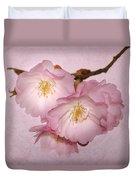 Cherrie Blossom Duvet Cover