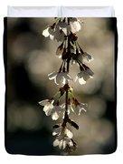 Cherry Blossom Bokeh Duvet Cover