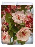 Cherry Blossom Pink Duvet Cover