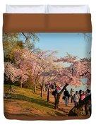 Cherry Blossoms 2013 - 007 Duvet Cover