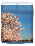 Cherry Blossoms 2013 - 014 Duvet Cover