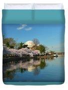 Cherry Blossoms 2013 - 041 Duvet Cover
