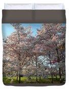 Cherry Blossoms 2013 - 049 Duvet Cover