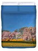 Cherry Blossoms 2013 - 052 Duvet Cover