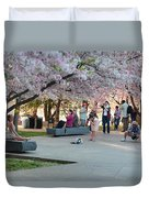 Cherry Blossoms 2013 - 069 Duvet Cover